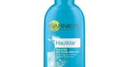 Garnier Hautklar Anti-Pickel Wasch-Gel im Testbericht